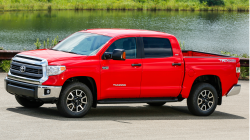 Gulf States Toyota Recalls Tundras With Wheels That Can Fall Off