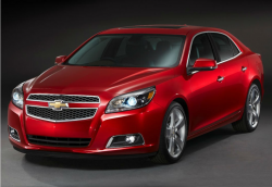 Chevy Malibu Recalled (Again) For Brake Problems