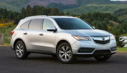 Acura MDX Recalled To Replace One Bolt