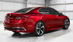 Acura Recalls TLX To Replace Transmission