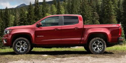 GM Dealers Told To Stop Sales of 2015 Chevy Colorado and GMC Canyon