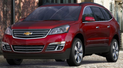 GM Orders Stop-Sale on Buick Enclave, Chevy Traverse and GMC Acadia