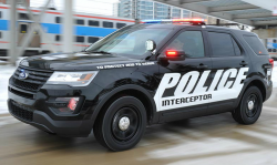 Ford Explorer Police Interceptor Brake Hose Failures Investigated