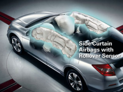 Honda Recalls Crosstour Over Takata Side Curtain Airbags