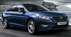 Hyundai Recalls Sonata Sedans To Fix Defective Seat Belt Buckles