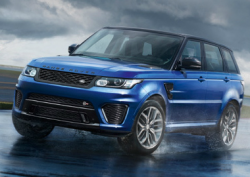 Land Rover Recalls Range Rover To Fix Faulty Airbag System