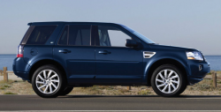 Land Rover Recalls 40,000 Vehicles For Air Bag Failure