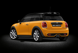 Over 30,000 MINI Coopers Recalled To Improve Rear Passenger Protection