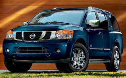 Nissan Recalls Armada SUVs To Replace Transmissions