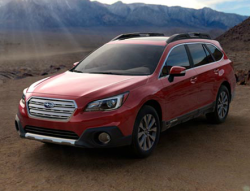 Subaru Outback Recalled To Fix Trailer Hitch Nuts and Bolts
