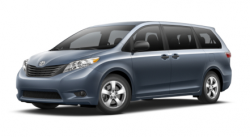 Toyota Sienna Recalled To Fix Overhead Assist Grips