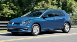 Volkswagen Recalls 2015-2018 Golfs for Rollaway Threat