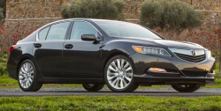 Acura MDX and RLX Recalled After Brakes Activate On Their Own