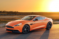 Aston Martin Recalls 6,000 Cars to Fix Door Locks
