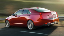 GM Recalls Cadillac ATS For Rear Defroster Fire Hazard