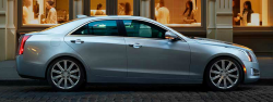 Cadillac ATS Recalled For Touchy-Feely Sunroof Switch