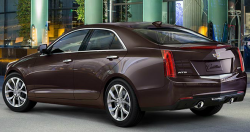 Cadillac ATS Recalled For Second Time to Fix Sunroof Switches