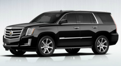 GM Recalls Cadillac Escalade To Fix Air Bag Problems