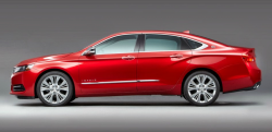 general motors recalls chevrolet impala over airbag problems. Black Bedroom Furniture Sets. Home Design Ideas