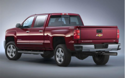 Chevy Trucks Recalled After Loss of Power Steering and Brakes
