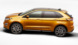 Ford Edge Water Leaks Will Be Fixed Under Customer Satisfaction Program B