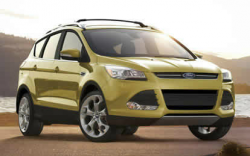 Ford Recalls 203,000 Escape SUVs and Transit Connect Vans