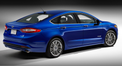 Ford Fusions Recalled So They Don't Roll Away