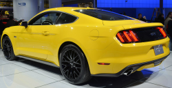 Ford Recalls 2015 Mustang to Fix Seat Belt Buckle Assembly