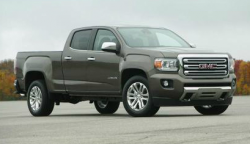 Chevy Colorado and GMC Canyon Recalled To Fix Driver Airbags
