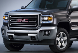 gmc sierra headlights dim gm fights class action lawsuit. Black Bedroom Furniture Sets. Home Design Ideas