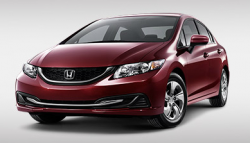 Honda Recalls Cars With Wheels That Lock Up