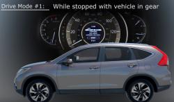 Honda TSB 15-046 Issued Over 2015 Honda CR-V Vibration