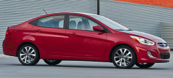 Hyundai Recalls 2015 Accent To Protect Small Children