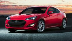 Hyundai Recalls Genesis Coupes to Fix Driveshafts