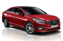 Hyundai Sonata Recalled To Keep It From Rolling Away