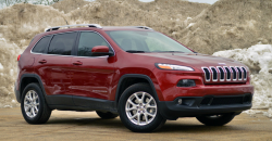 Jeep Cherokee Recalled After Engine Fires