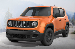 Jeep Renegade Recalled To Keep Hackers Away