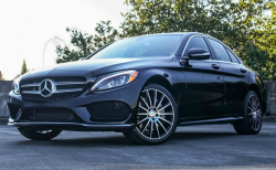 Mercedes-Benz Recalls C-Class For Hard-Turning Squeaky Steering Wheels