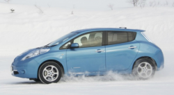 Nissan Recalls LEAF Electric Cars With Brake Problems