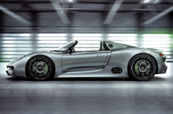 Porsche Recalls 918 Spyders For Control Arm Problems