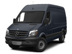 Sprinter 2500 and 3500 Vans Recalled Over Fire Risk