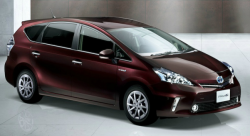Toyota Prius V Recalled To Repair Airbag Problems