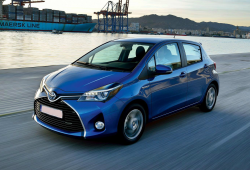 Toyota Yaris Recalled to Repair Strut Problems