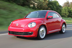 VW Beetle Recalled After Sunroofs Break and Shatter