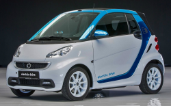 smart fortwo Microcars Recalled After Broken Bolts Discovered