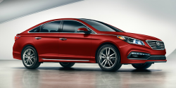 Hyundai Recalls 2015 Sonata For Stuck Gear Shifters