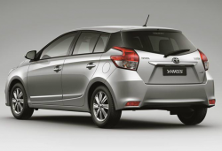 Toyota Yaris Recalled in Puerto Rico to Fix Headliner Problems