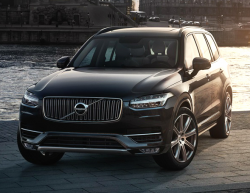 Volvo XC90 Recall: Front Side-Impact Airbags Can Fail
