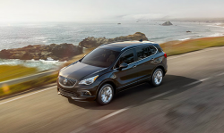 Buick Envision Recalled to Replace Leaking Brake Lines