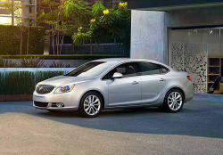 Buick Verano Recalled After Car Catches on Fire